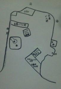 中央シャンバラの地図